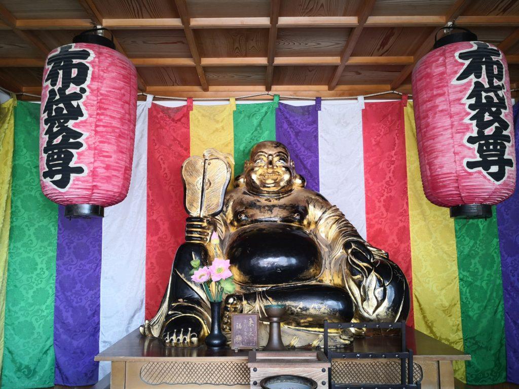 天寧寺の布袋尊