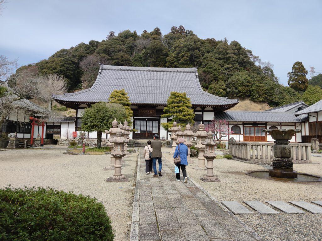 今須宿 妙応寺