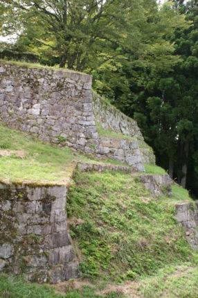 岩村城六段壁