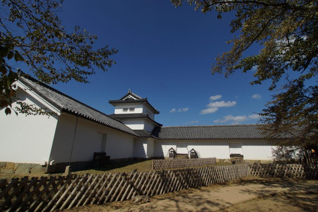 彦根城西の丸三重櫓