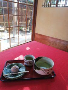 茶処玉冨久のお菓子