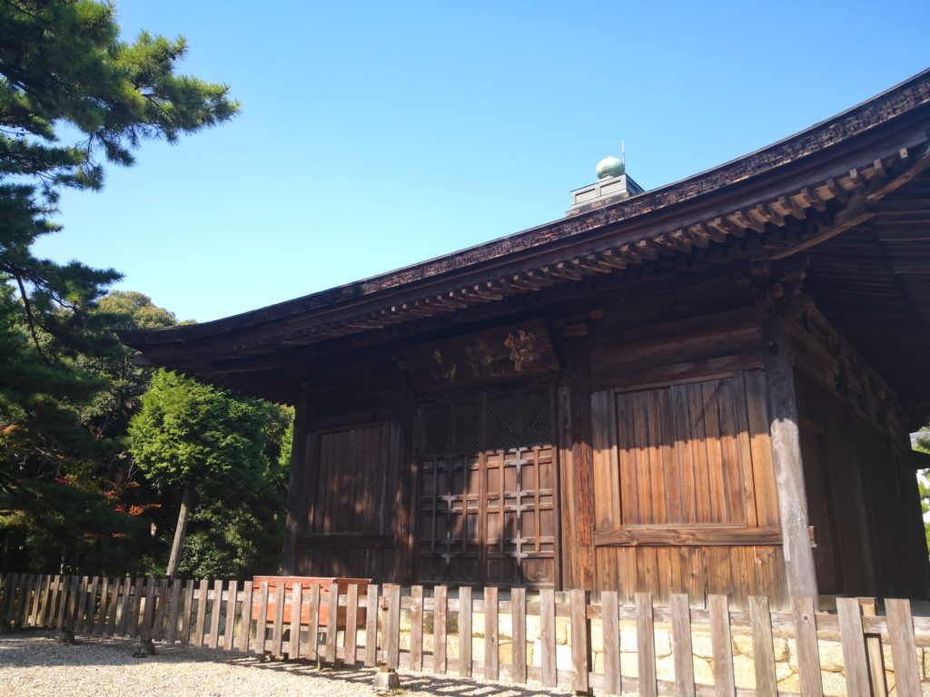 実相寺の釈迦堂
