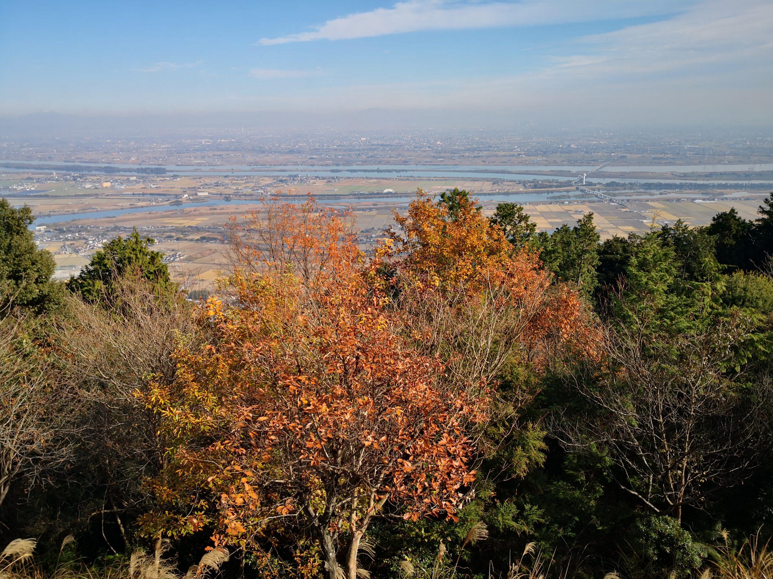 多度山からの眺望