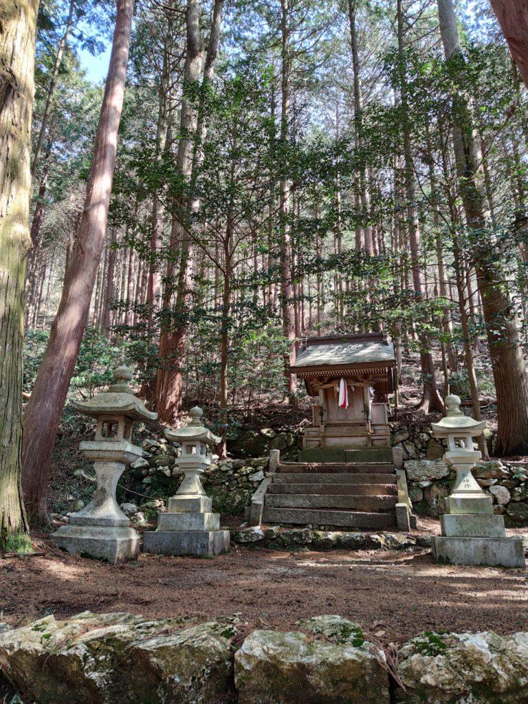 柏原 新明神社