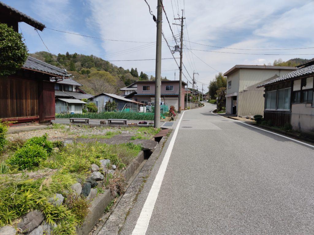 中山道を歩く