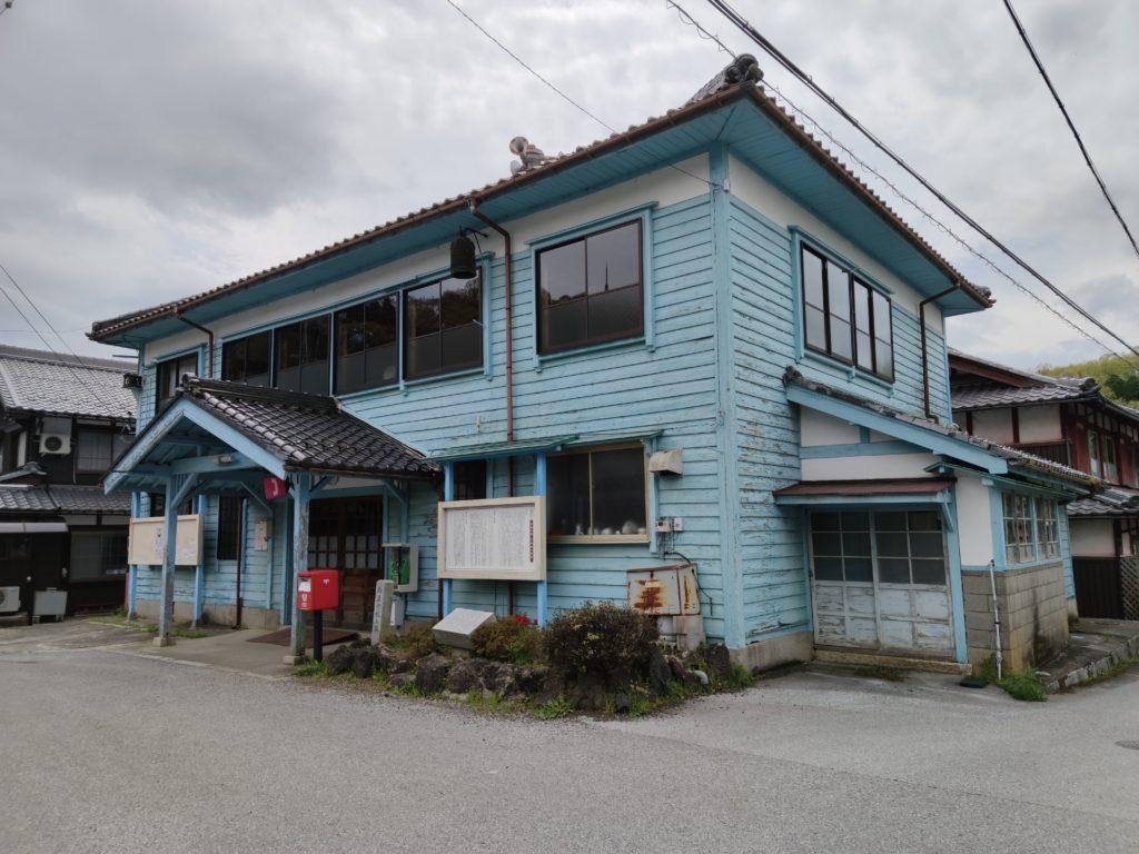 多和田の元小学校