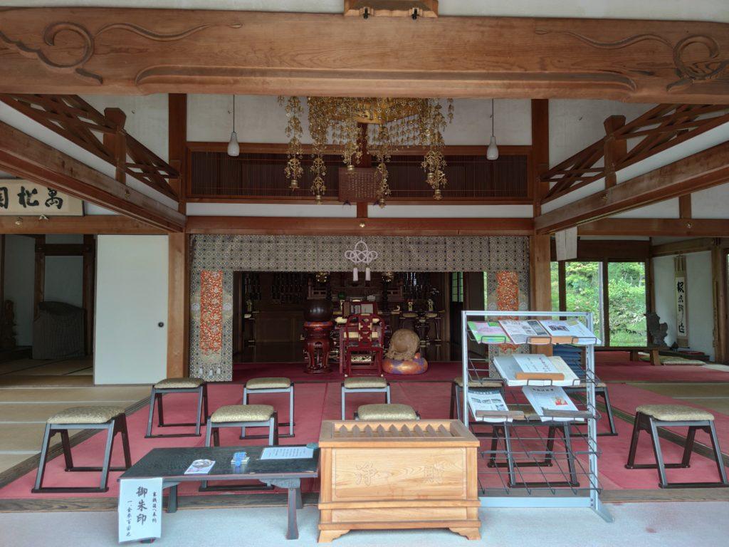龍済寺本堂