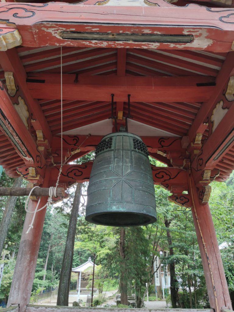 真禅院の梵鐘