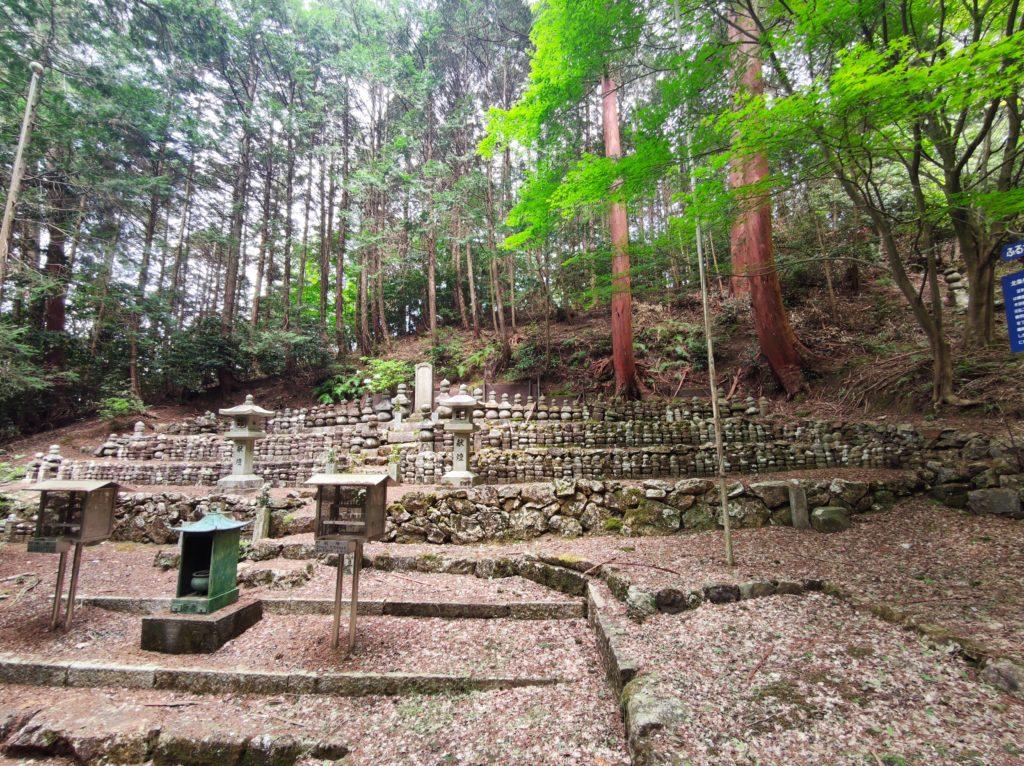 北条仲時の墓