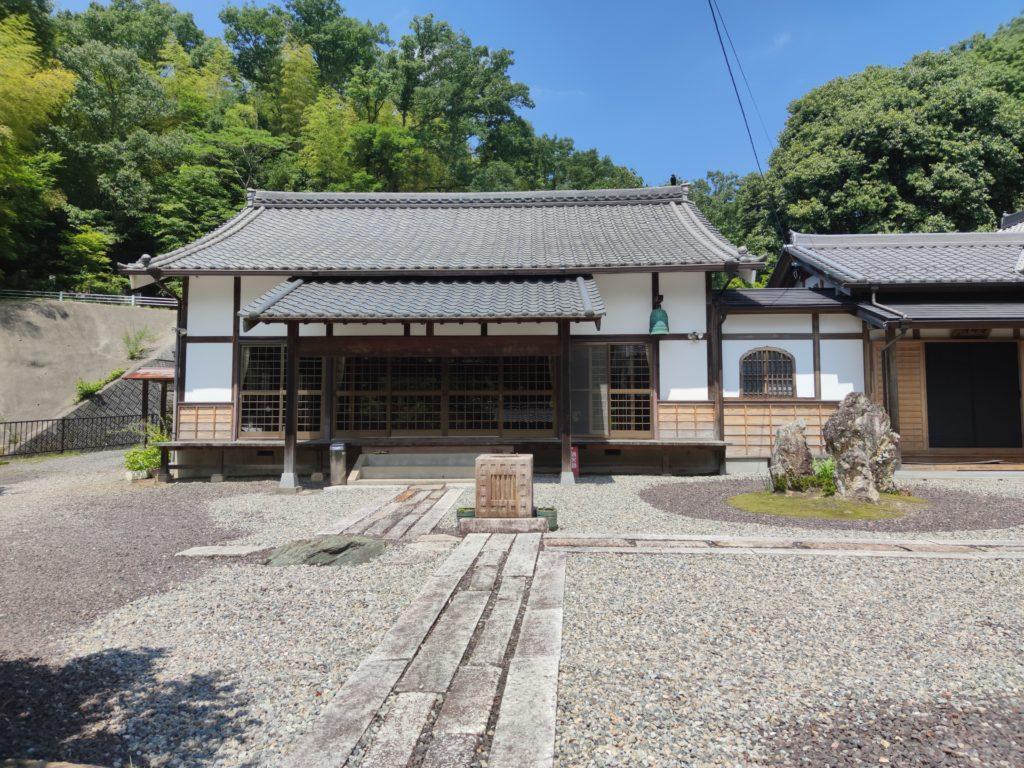 善師野の禅徳寺