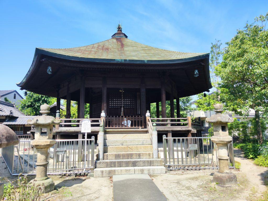 長光寺六角堂