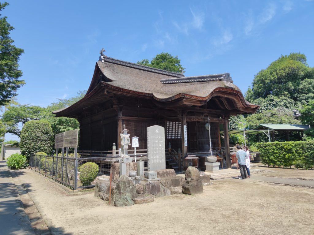 性海寺本堂