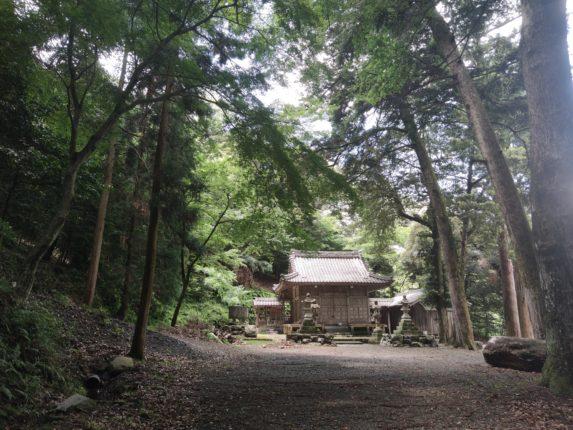 久々美雄彦神社