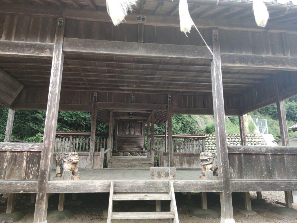 下之保南宮神社