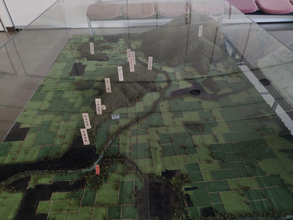 虎姫時遊館の展示